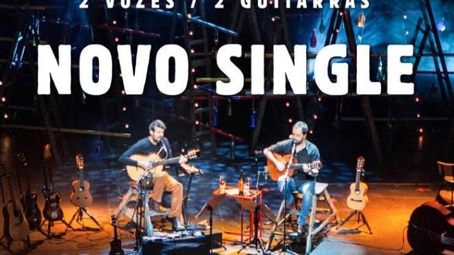 António Zambujo e Miguel Araújo com novo single