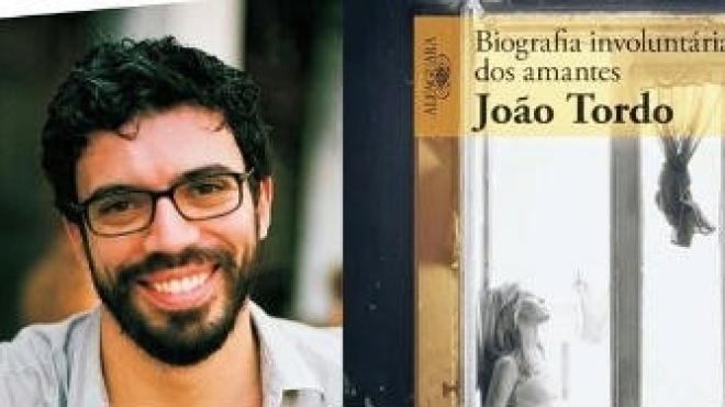 João Tordo na Biblioteca de Beja
