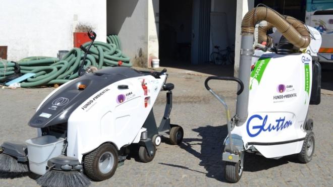 Cuba reforça limpeza urbana com novos equipamentos