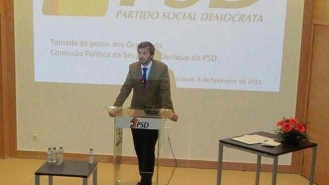 """Presidente da Concelhia de Ourique do PSD """"bateu"""" com a porta"""
