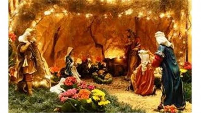Apresentação de presépio e iluminação das árvores de Natal em Alvito