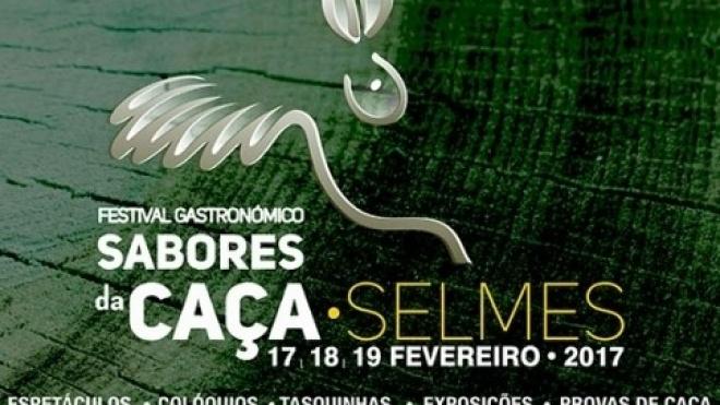 Selmes recebe Festival Gastronómico Sabores da Caça