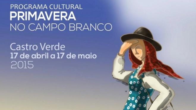 Um mês de oferta cultural plural em Castro Verde