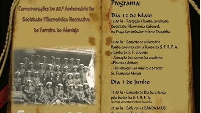 SFRFA festeja 88º aniversário
