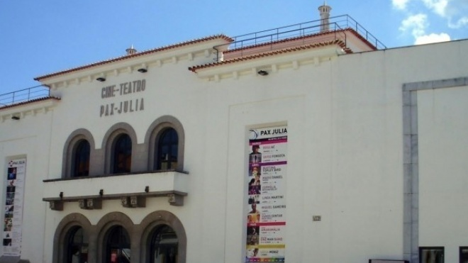 Festa do cinema italiano em Beja