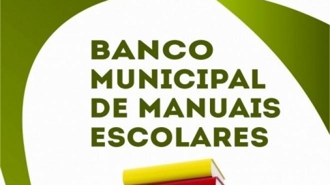 Banco de manuais escolares em Vidigueira com inscrições abertas