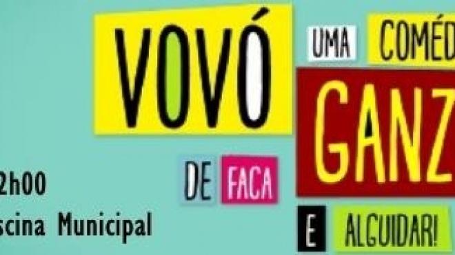 """""""Vovó Ganza"""" hoje em Aljustrel"""