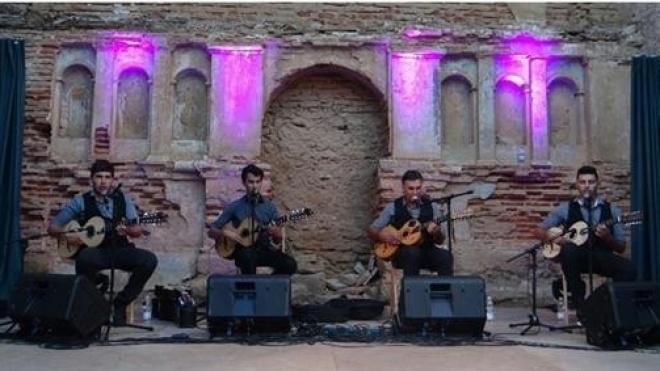 Castro Verdes reuniram-se em Zamora
