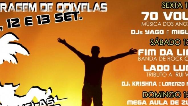 "Festival Jovem ""Odivelas Summer Fest 2015 - Barragem de Odivelas"""