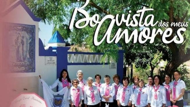 """""""As Rosinhas"""" apresentam """"Boavista dos meus amores"""""""