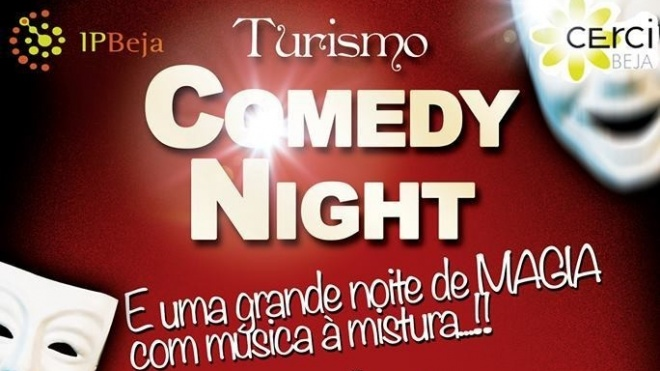 Turismo Comedy Night