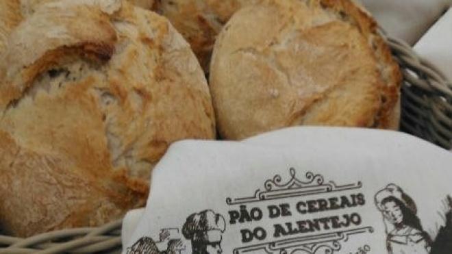 """É apresentado hoje o """"Pão com Cereais do Alentejo"""""""