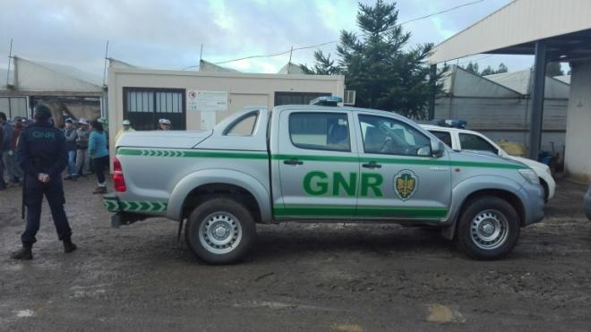 GNR com operação de fiscalização a explorações agrícolas