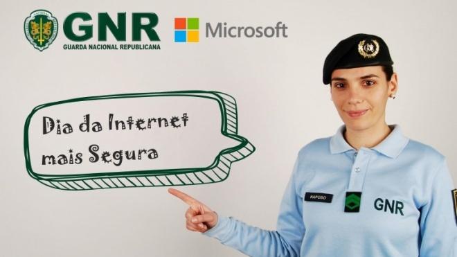 GNR assinala Dia da Internet Segura