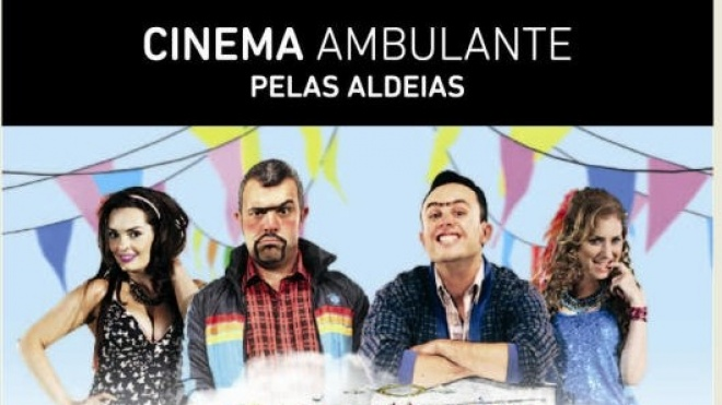 Ciclo de cinema ambulante no concelho de Odemira