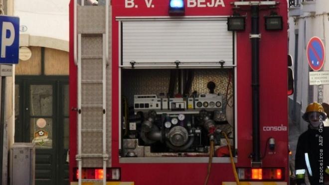 Financiamento dos bombeiros em negociação