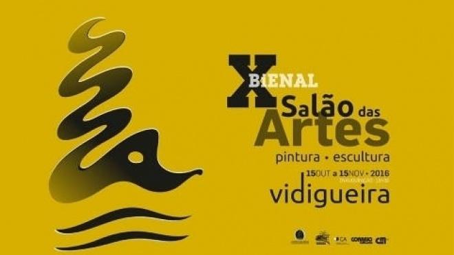X Bienal Salão Artes de Vidigueira é inaugurada hoje