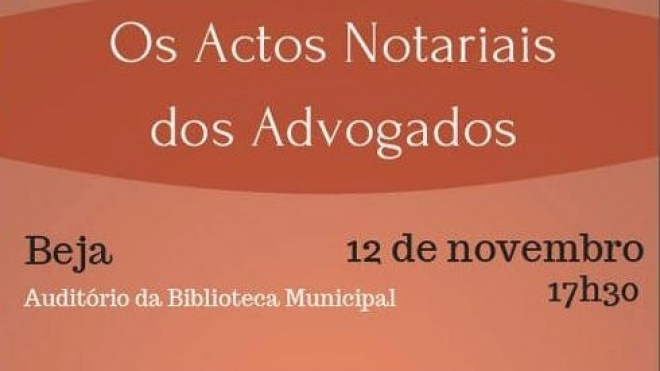 Biblioteca de Beja recebe conferência