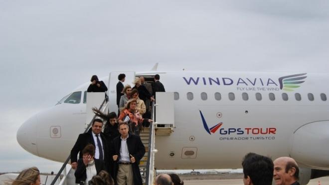 Voos Paris/Beja da Windavia comprometidos