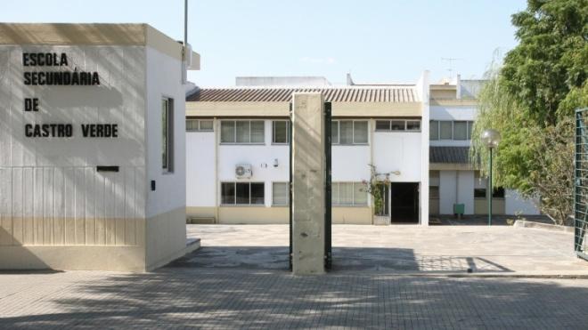 Obras na Escola Secundária de Castro Verde estão para breve