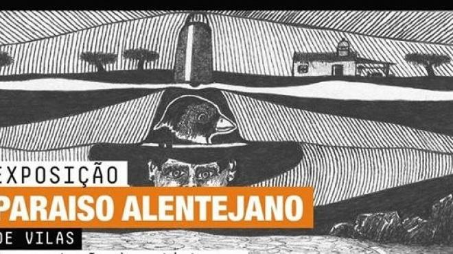 """""""Paraíso Alentejano"""" na Biblioteca de Beja"""