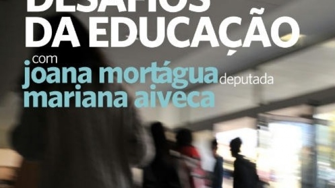 Joana Mortágua no distrito de Beja