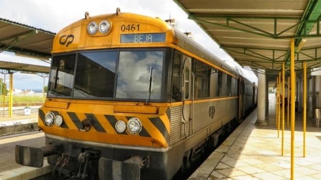 Ferrovia recebe mais 100 milhões mas Beja fica de fora
