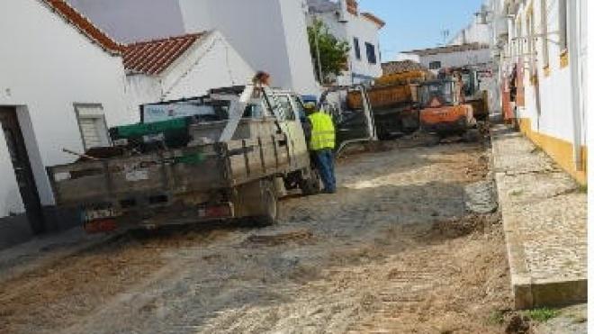 Requalificação Urbana avança em Ferreira do Alentejo