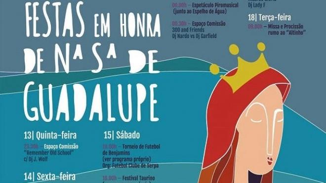 Tradicionais Festas em Honra de Nossa Senhora de Guadalupe