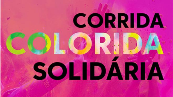 2ª Corrida Colorida Solidária em Ourique