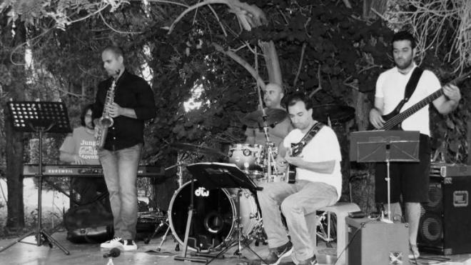 Dynamic Jazz 5thet em Beja