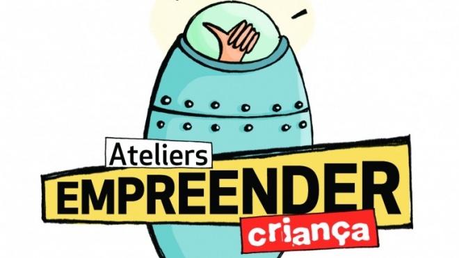"""Santiago Maior recebe ateliers """"Empreender Criança"""""""