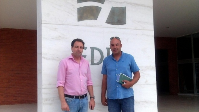 CDU de Aljustrel reuniu-se com a EDIA
