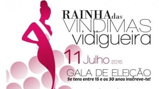 Rainha das Vindimas de Vidigueira 2015