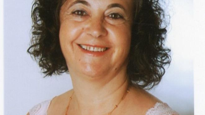 Maria Cesaltina Basílio candidata da CDU à Assembleia Municipal de Ourique