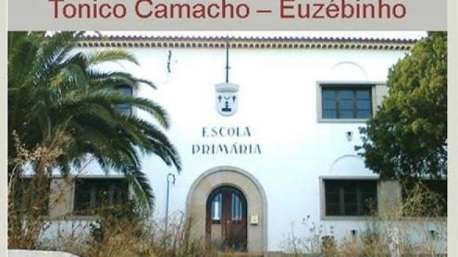 Tonico Camacho apresenta livro com histórias das gentes de Aljustrel