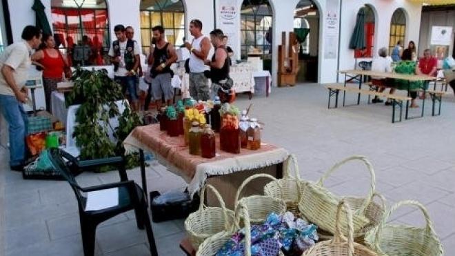 Mercado de Verão em Vidigueira