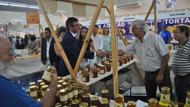 Mel de rosmaninho, produzido em Moura, é dos melhores do país!