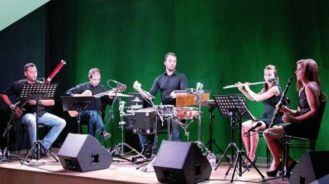 Quinteto Chorinhos em Almodôvar