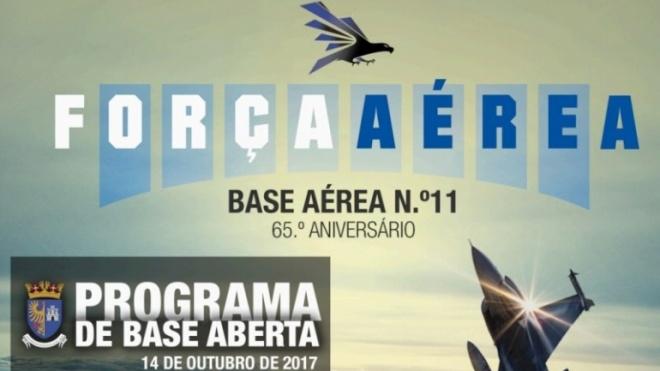 Base Aérea º11  abre portas à população