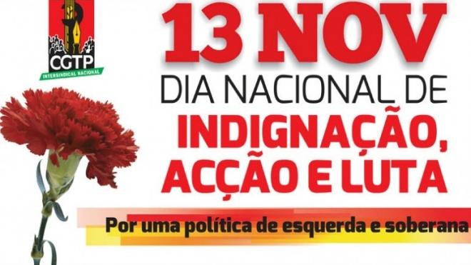 Dia Nacional de Indignação e Luta