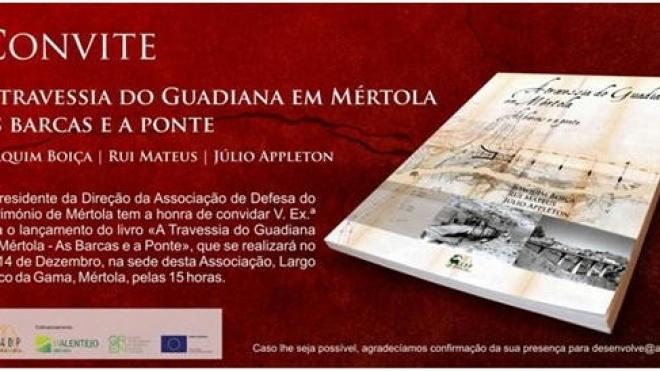 """""""A travessia do Guadiana em Mértola, as barcas e a ponte"""""""