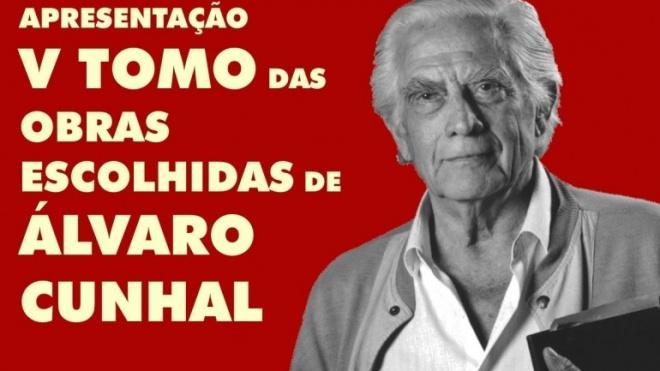 V Tomo das Obras Escolhidas de Álvaro Cunhal