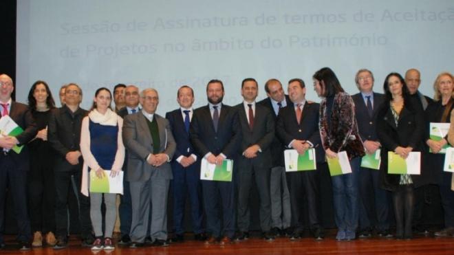 Aprovados 32 milhões de euros para projetos de Património no Alentejo