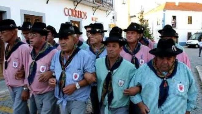 """Grupo Coral de Baleizão integra coletânea """"Folclore Português"""""""