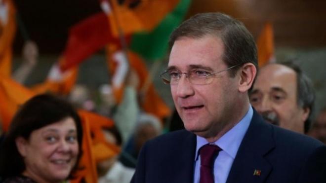 Passos Coelho na apresentação da candidatura do PSD a Almodôvar