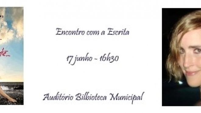 Ângela Bartolomeu apresenta a sua primeira obra