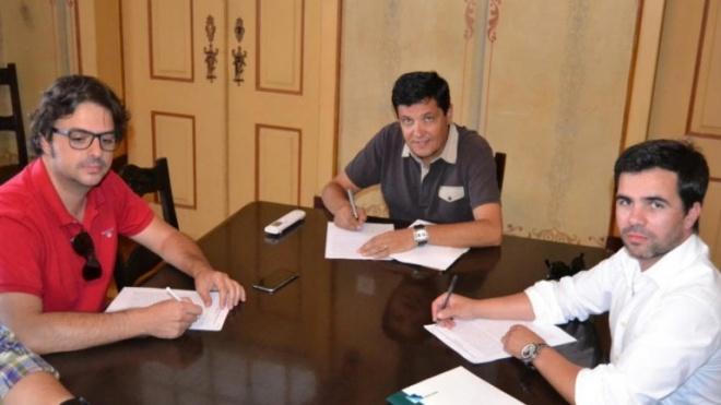 Requalificação da Casa Fialho de Almeida em Cuba