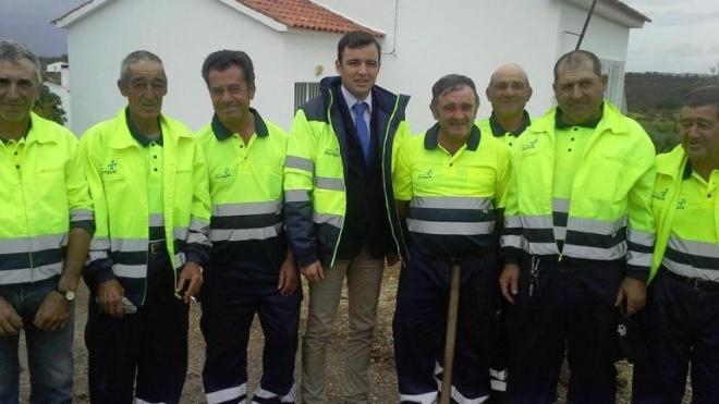 Ourique investe 25 mil euros em fardamento para funcionários municipais