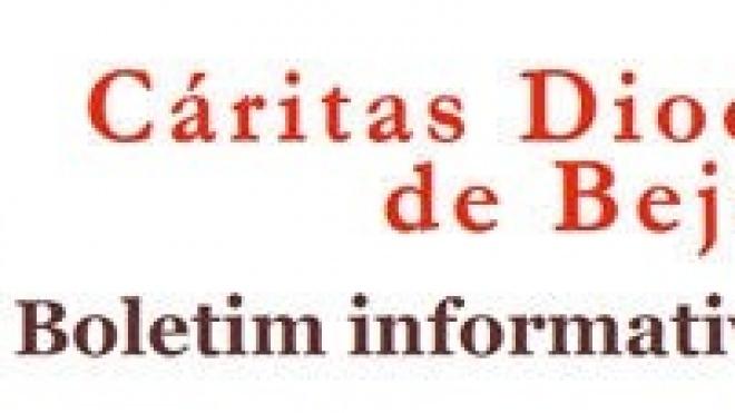 Boletim informativo da Cáritas Diocesana de Beja
